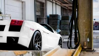 Supercars adv 1 exotic taillights adv1 wheels Wallpaper