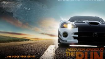 Viper srt-10 need for speed the run wallpaper