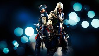 Abstract grain assassins creed 3 connor kenway aveline wallpaper