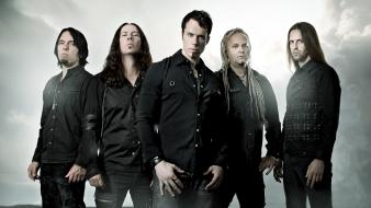 Band kamelot metal music musican gothic silverthorn wallpaper