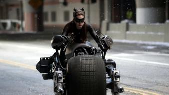 Batman the dark knight rises selina kyle wallpaper