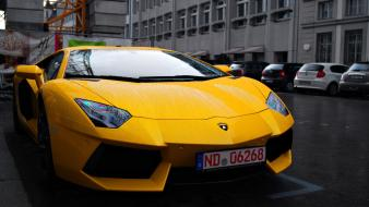 Cars lamborghini aventador limited edition Wallpaper