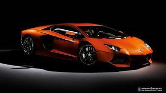Cars machines lamborghini aventador Wallpaper