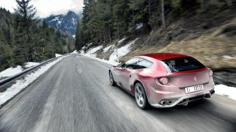 Cars top gear dirty ferrari ff wallpaper