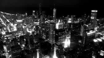 Cityscapes chicago skyline wallpaper
