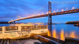Cityscapes golden gate bridge wallpaper