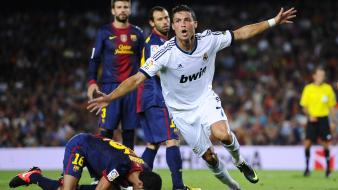Cristiano ronaldo soccer stars cf football player wallpaper
