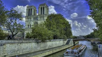 Day europe hdr photography notre dame cities wallpaper
