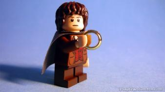 Frodo lego the lord of rings wallpaper