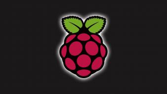 Fruits pi raspberry wallpaper