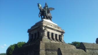Landscapes german corner deutsches eck Wallpaper