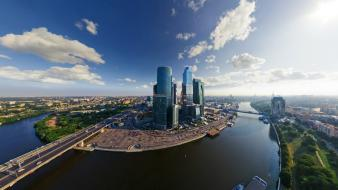Landscapes russia buildings moscow skies wallpaper