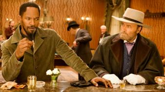 Movies jamie foxx django unchained franco nero Wallpaper
