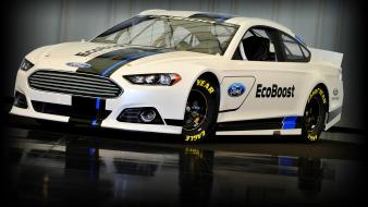 Nascar series ford fusion 2013 Wallpaper