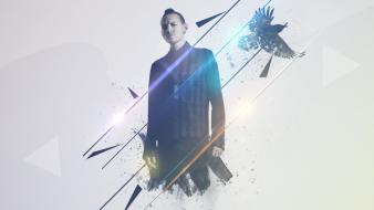 Park singers chester bennington artist living things wallpaper