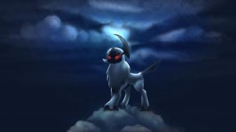 Pokemon monsters absol wallpaper
