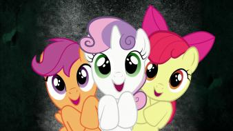 Pony: friendship is magic cutie mark crusaders wallpaper