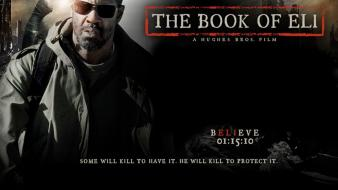 The book of eli denzel washington 3d wallpaper