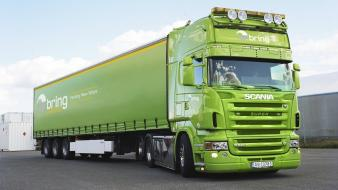 Trucks scania wallpaper