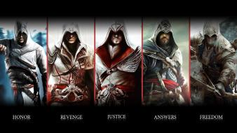 Video games assassins creed characters posters Wallpaper