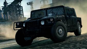 Video games hummer h1 wallpaper