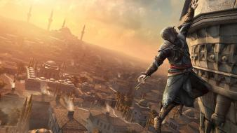 Wall assassins creed revelations game wallpaper