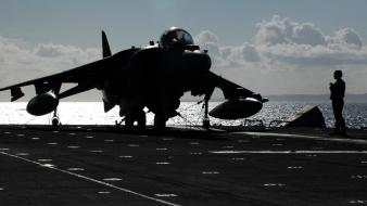 Aircraft harrier jet war wallpaper