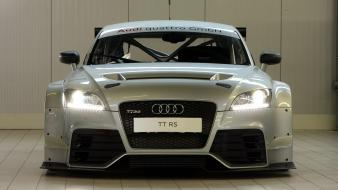 Audi tt rs dtm Wallpaper