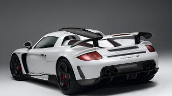 Cars carrera vehicles gemballa mirage gt carbon Wallpaper