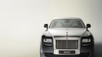 Cars front vehicles rolls royce Wallpaper