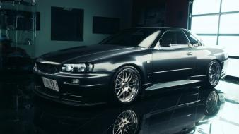 Cars nissan skyline jdm r34 wallpaper