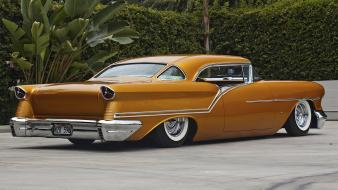 Cars oldsmobile 1957 wallpaper
