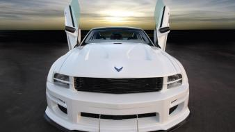 Cars sports vehicles ford mustang gt usaf auto wallpaper