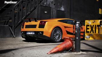 Cars top gear lambo lamborghini gallardo superleggera wallpaper