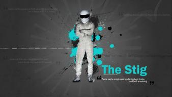 Cars top gear the stig wallpaper