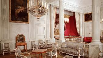 Interior versailles palace wallpaper