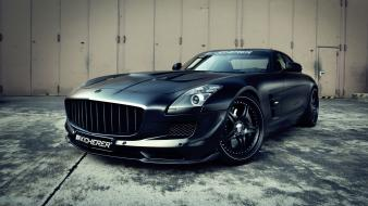 Kicherer mercedes benz mercedes-benz sls amg Wallpaper