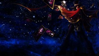 League of legends twisted fate wallpaper
