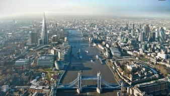 London the river thames cities wallpaper