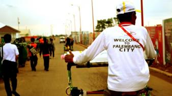 People indonesia palembang wallpaper