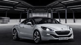 Peugeot rcz cars 2012 wallpaper