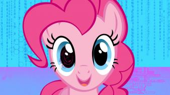 Pinkie my little pony: friendship is magic wallpaper