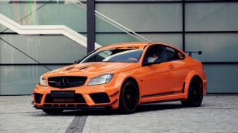 Vehicles tuning mercedes benz c63 mercedes-benz taillights Wallpaper