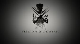 X-men wolverine monochrome artwork the wallpaper