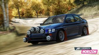 360 cosworth 1992 ford escort forza horizon wallpaper