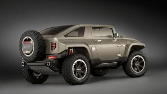 Cars concept hummer hx wallpaper
