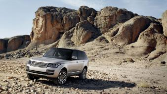 Cars land rover range 2013 wallpaper
