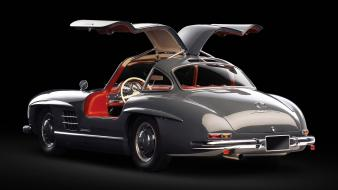 Cars mercedes 300 sl 1954 wallpaper