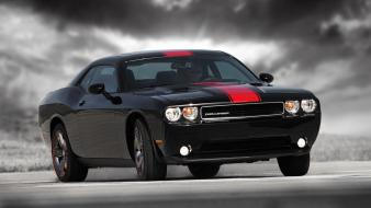 Cars redline dodge challenger wallpaper