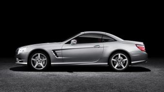Cars side view mercedes-benz wallpaper